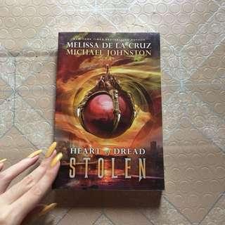 Stolen by Melissa Dela Cruz