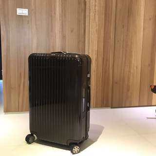 🚚 Rimowa Deluxe行李箱