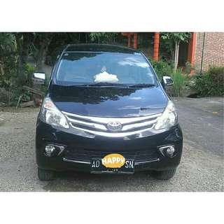 All New Avanza 2012 AD Sragen, pjk + plat baru