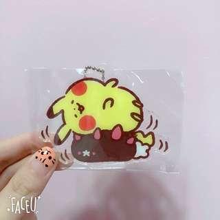 kanahei x pokemon 掛件