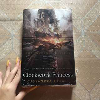 Clockwork Princess by Cassandra Cass