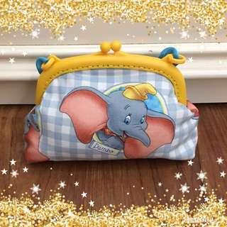 Dumbo kiss lock bag