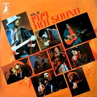 1979 Hot Sound Vinyl Record