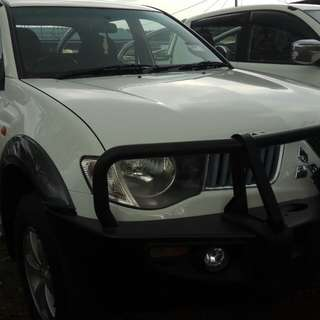 Mitsubishi Triton 2.5 Manual
