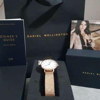 Jam tangan Wanita DW (Daniel Wellington) Petite Melrose