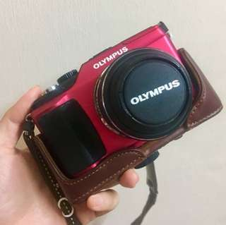 Olympus epl2 激新 紅色 red  100%real 相機 平用 抵用