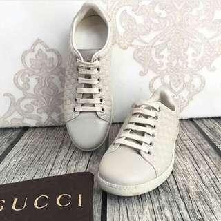 👉PRE💖 - GUCCI Sneaker Leather # dl