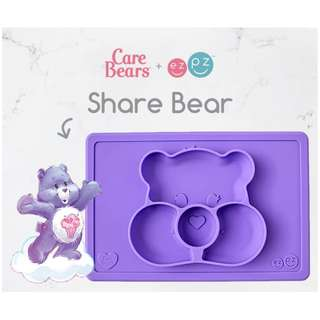Care Bears Mat Purple