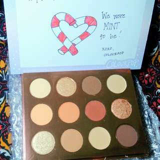 Colourpop Eyeshadow Palette(Double Entendre) - Brand new & Authentic