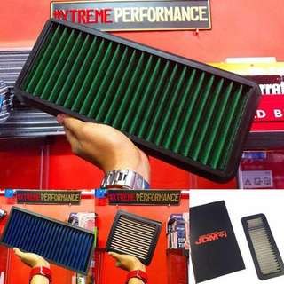 REUSABLE/WASHABLE AIR FILTER