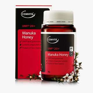 67折! Comvita Manuka honey 20+ 康維他