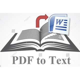 PDF to Editable Text