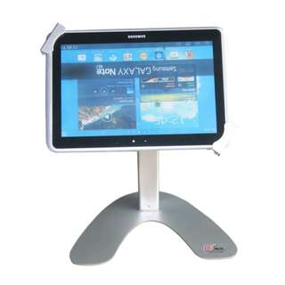 "Tablet tabletop Stand with Lock for 7-10.1"" Whatsapp 8778 1601"