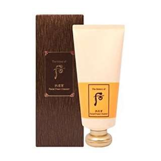 WHOO Gongjinhyang Foam Cleanser, 180ml