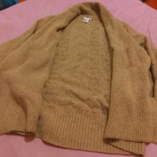 70%羊毛大衣