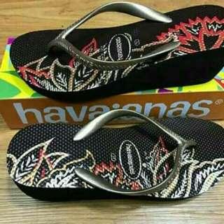 Havainas Wedge