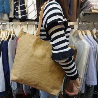 仿紙皮條子袋
