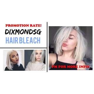 DIAMONDSG Hair Bleach PROMO