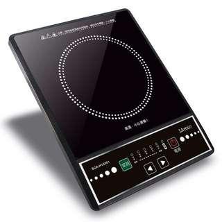 黑晶電陶爐 附送韓式烤盤