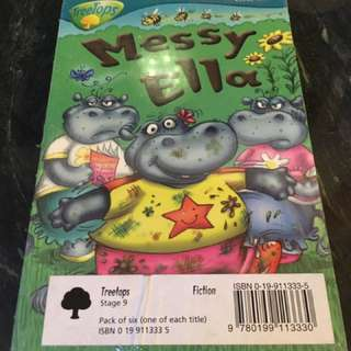 Brand new Oxford treetops stage 9 fiction english book