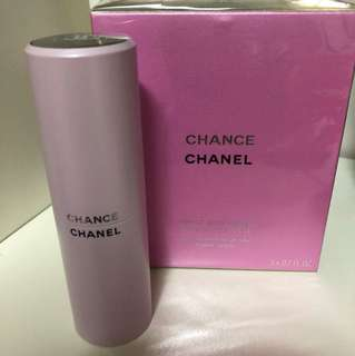 Chanel chance twist and spray EDT
