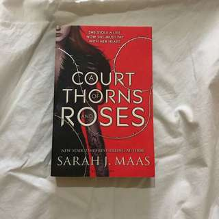 A Court of Thorns and Roses - Sarah J. Mass