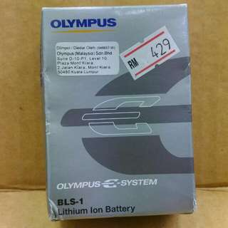 Olympus BLS-1 Lithium-ion Battery