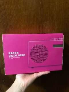 數碼收音機