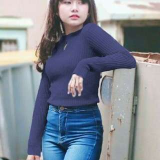 SWEATER BOLDA PANJANG