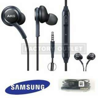 Genuine Black AKG Samsung Earphones ig955 Headphones For Samsung Galaxy S8 S8+ Note8