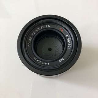 Sony 55mm F1.8 Sonnar T* E- mount