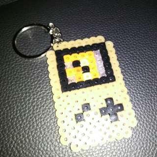 Beads ipod keychain