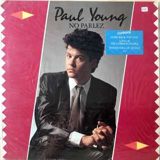 Paul Young Vinyl Record