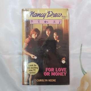 Nancy Drew by Carolyn Keene