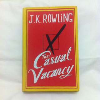 The Casual Vacancy - J.K. Rowling - Import