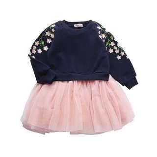 Korean Style Sweater Dress