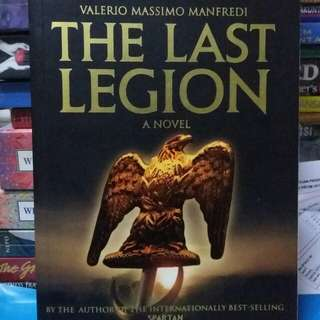 Novel The Last Legion