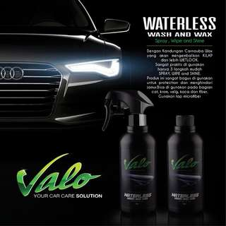 Shampoo mobil buy 1 get 1 Waterless Wash and Wax