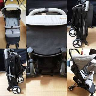 Looping Squizz compact stroller *reduce rm100*