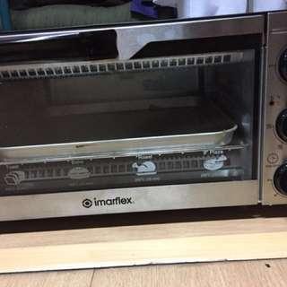 Imarflex Toaster Oven