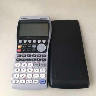 casio graphic calculator fx-9860GIIs