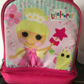 Lalaloopsy Thermos Lunch Bag