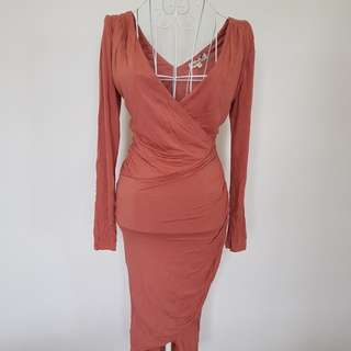 Fresh Soul Long Sleeve Dress