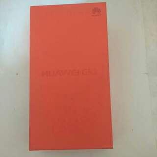 Huawei GR3 empty box