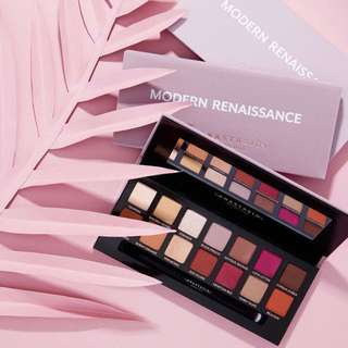 ✈️ON BREAK FR 15FEB TO 3MAR✈️[Authentic] Anastasia Modern Renaissance Eyeshadow Palette