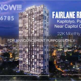 For Sale Condominium located at KAPITOLYO, PASIG CITY