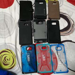 Note 5 various casing