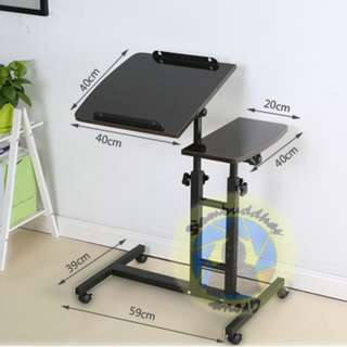 Notebook Computer mobile bedside fold Computer Desk $10 delivery within AMK *postal Code 56XXXX only!!!!