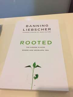 Rooted by Banning Liebscher