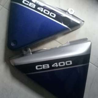 CB400 side cover version s superfour super 4